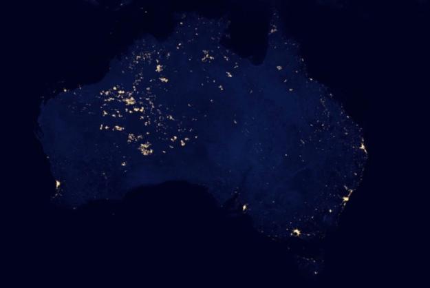Black Marble- Australia